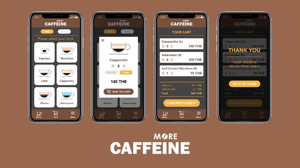 More Caffeine Application
