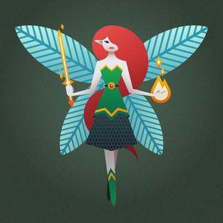 Character Design Challenge - Fairies Kingdom
