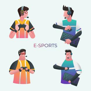E-Sports Players