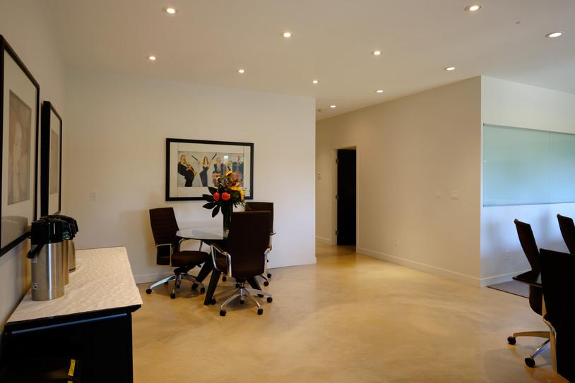 Walk-out Basement Boardroom