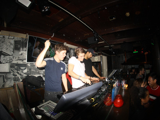 Social Drinks No.3 - DJ Competition