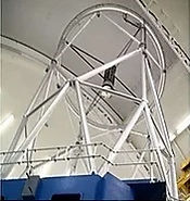 Our vibration analysis engineers have worked on massive telescopes