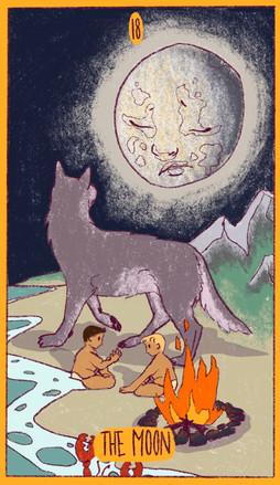 18. The Moon