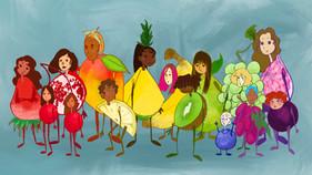 The Fruit Cast