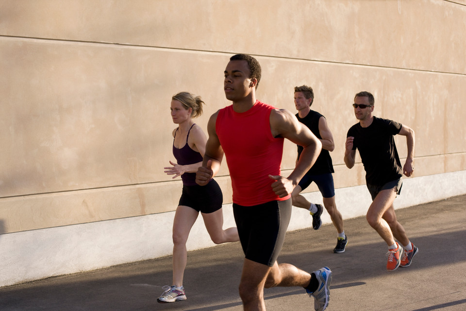 Stress Fractures in Distance Runners