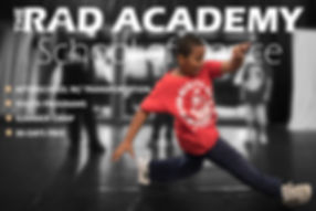 The Rad Academy: school of Dance