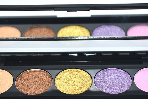 All That Class 5 Color Eyeshadow Palette