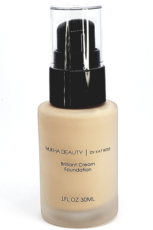 Brilliant Cream Foundation Nude