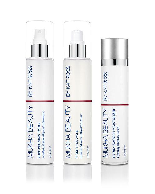 Mukha Skincare Set