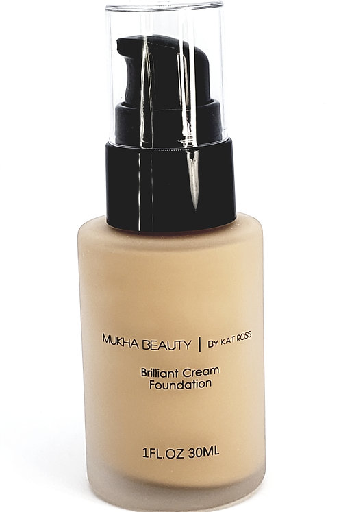 Brilliant Cream Foundation Taupe