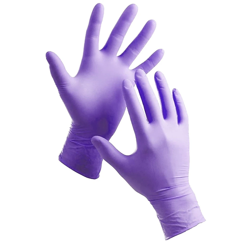 Grape Scented Gloves (1 box)