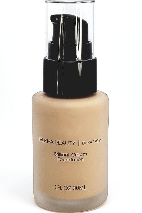 Brilliant Cream Foundation Ivory