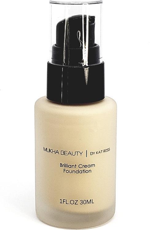 Brilliant Cream Foundation Cream