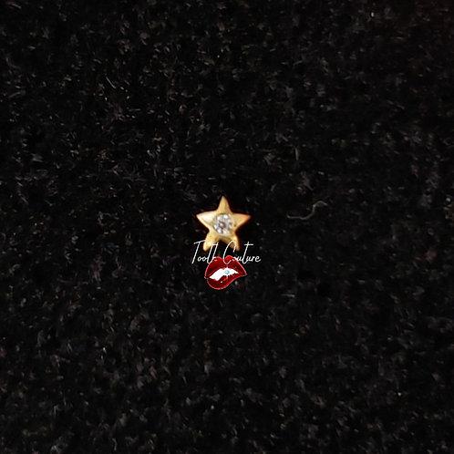 Star with Diamond