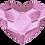 Thumbnail: Swarovski® Shaped Crystal - Heart