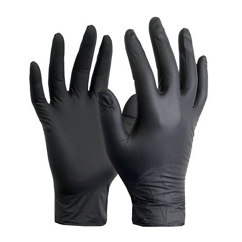 Black Gloves (1 box)
