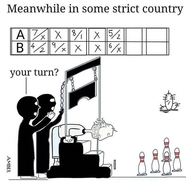 Strict Country