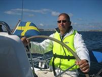 Profilbild på akupunkturpatienten Björn