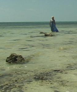 Filming in the Keys