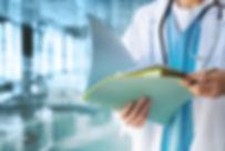 Doctor med filer