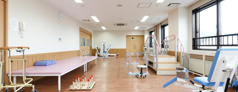 2F レクリェーションルーム兼機能訓練室