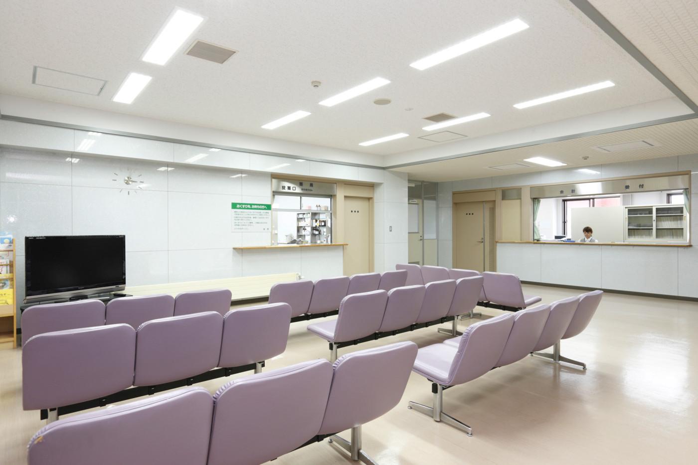 1F 待合ホール