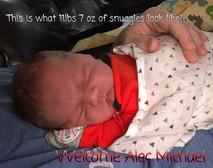 Alec Michael