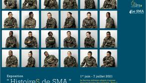 CP - « HistoireS de SMA » le Service militaire adapté s'expose aux Invalides.