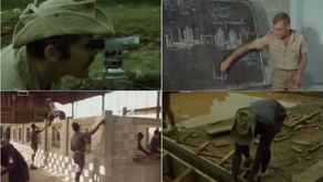 Vidéos d'archives - Le SMA vu par les médias en 1973