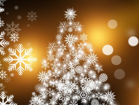 Schöne Weihnachtsfeiertage!