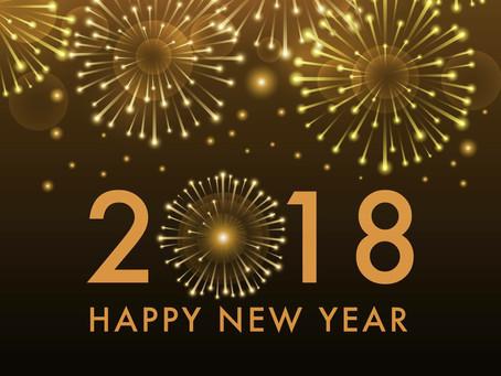 Ein Gutes Neues Jahr 2018!