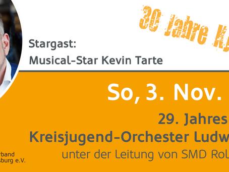"""""""30 Jahre KJO"""" - 29. Jahreskonzert des KJO"""