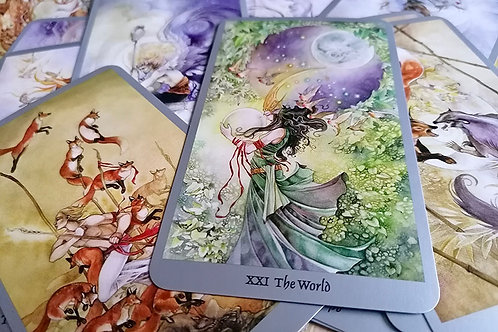 Intuitives Tarot - Kartenlegen lernen