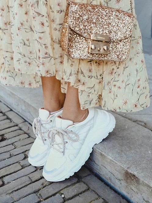 DWRS Sneaker beige