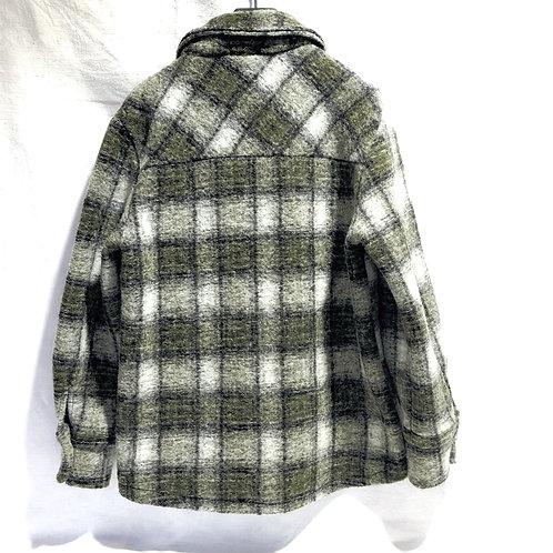 NOELLA Jacke in gewaschener Wolle
