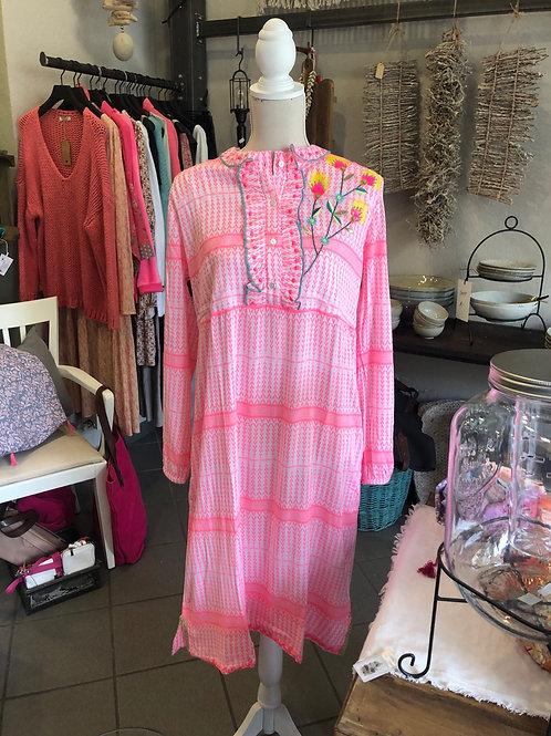 Place du Soleil | Kleid Pink Flower