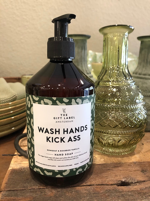 The Gift Label | Hand Seife