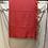 Thumbnail: VacaVaca Tuch knallig 187cm x 93cm (ohne Troddeln)