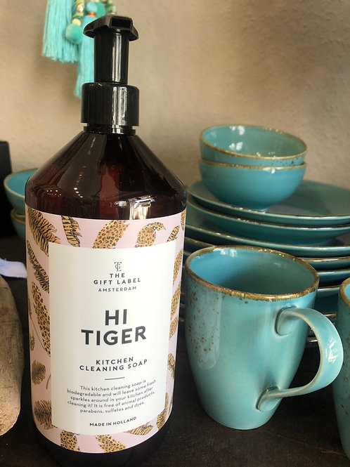 The Gift Label | Kitchen cleaning Soap