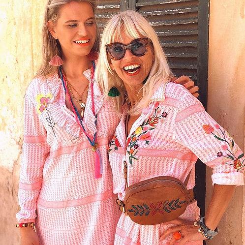 Place du Soleil | Kleid Pink