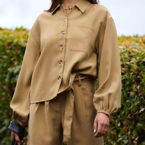 SOAKED in Luxury leichte Jacke/ Hemd