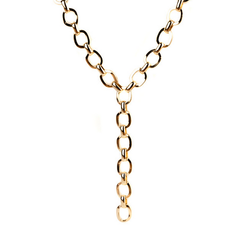 inrosa | Statement-Kette gold