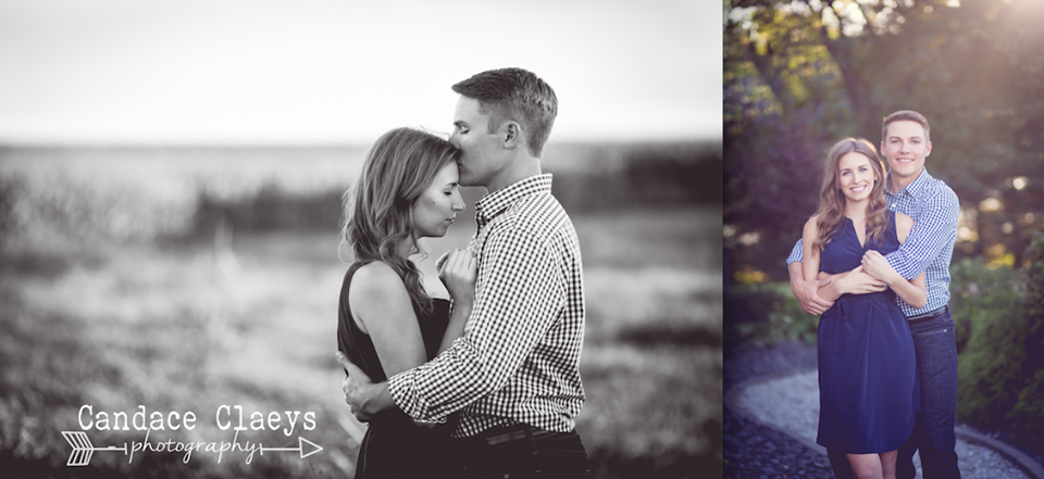 Quad Cities Wedding Photographer DeW