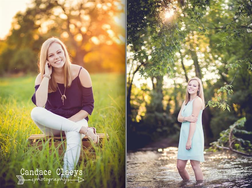 Candace Claeys Senior Photography- DeWitt Iowa Quad Cities-2