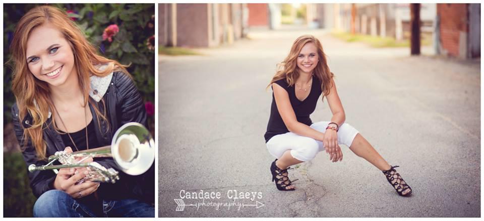 Candace Claeys Senior Photography- DeWitt Iowa Quad Cities-7