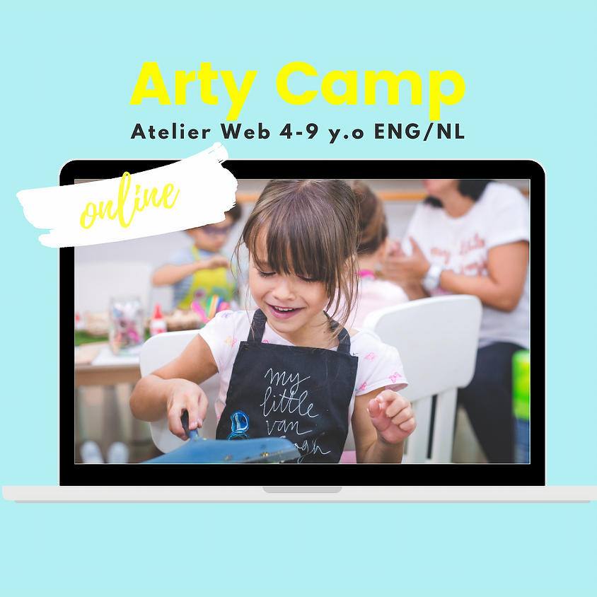 Arty Camp Online (NL/ENG)