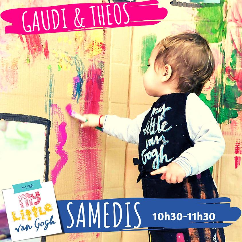 Bordeaux atelier créatif (1- 3 ans)