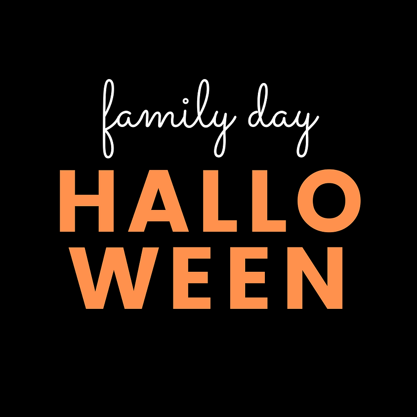 Family Day Halloween