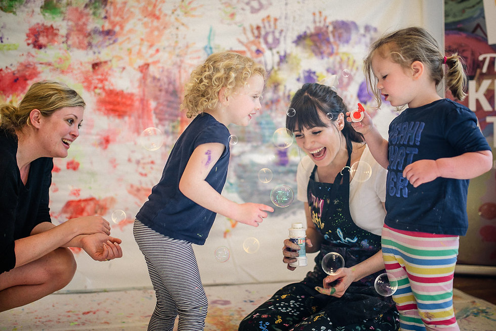 My Little van Gogh children art workshops