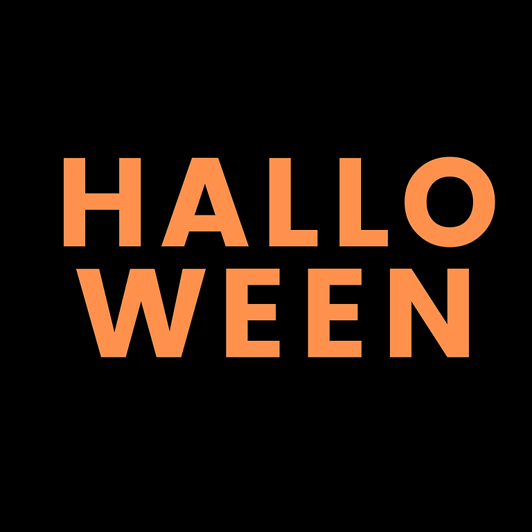 Halloween Special (1-3 yrs) 2021